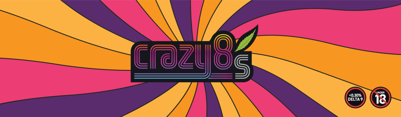 crazy8s banner
