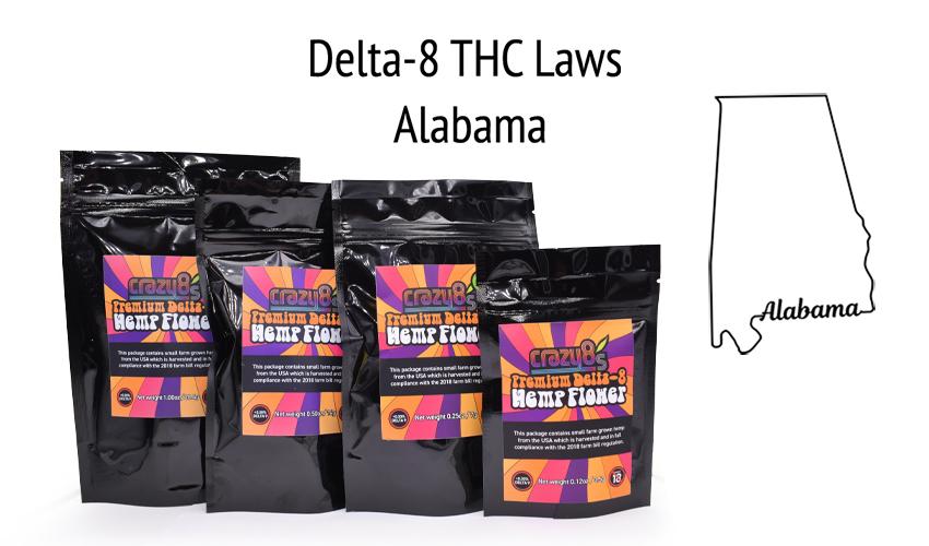 Delta 8 Alabama