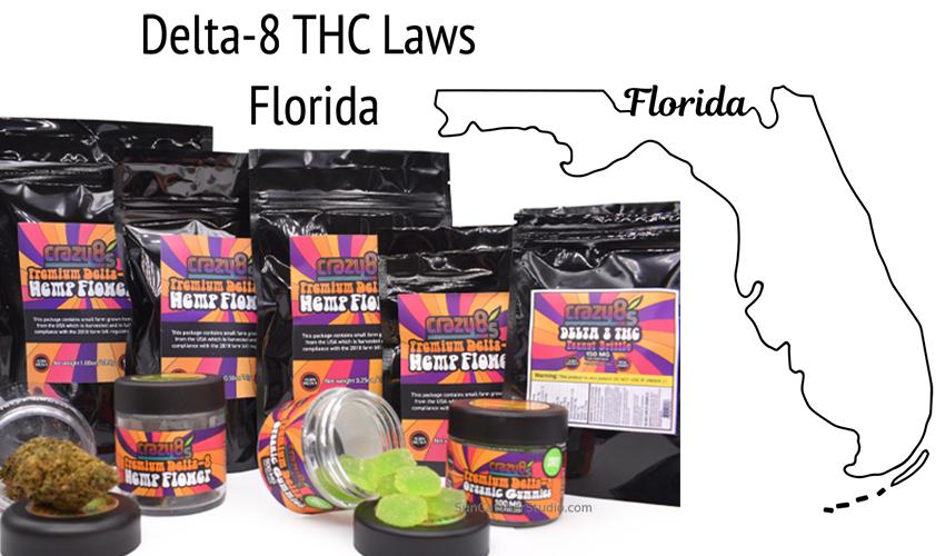 Delta 8 Florida