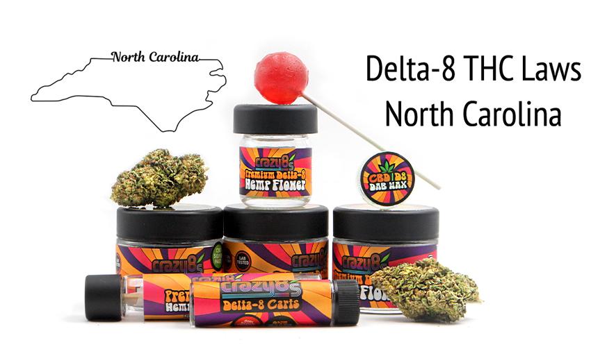 Delta 8 North Carolina